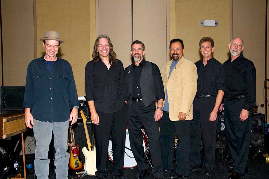 Volker Strifler Band in Napa, Oct. 2017